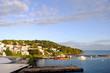 Tobago Scarborough harbour
