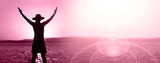 Website banner of life coaching concept - 144536068