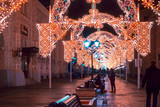 Winter Christmas festival in Moscow. Russia - 144558673