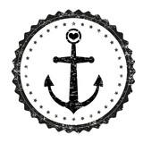 Grunge Stamp Anker