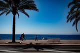 Taking a stroll down Promenade Des Anglais