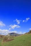 Pic de Bugarach dans les Corbières, Occitanie dans le sud de la France