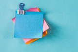 Blank sticky note - 144674208