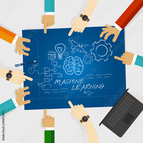 machine learning computer science education study research university work together team work