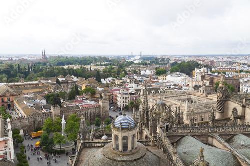 Spanien, Sevilla, Stadtansicht
