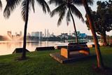 Kuala Lumpur at the sunrise