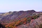牧ノ戸峠から九重を登山