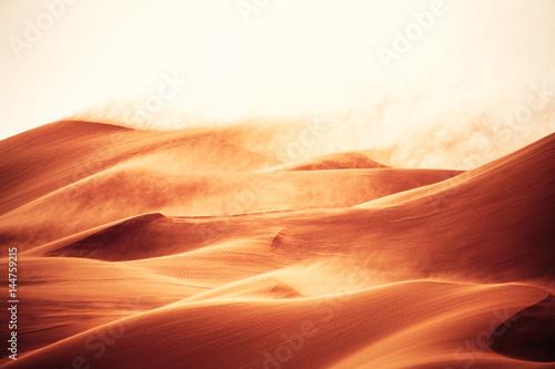 Dessert and sandstorm 6 Poster