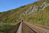 Tunnel chemin de fer