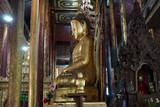 Buddha in monastery