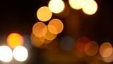 şehir trafiği ve far ışıkları - 144775637