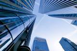 London office building skyscraper, working & meeting - 144785649