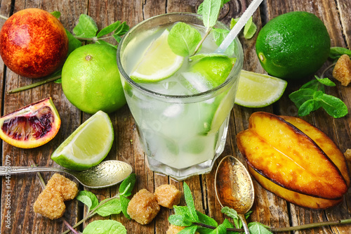 freshly squeezed citrus juice