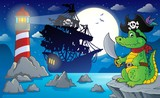 Night pirate scenery 5
