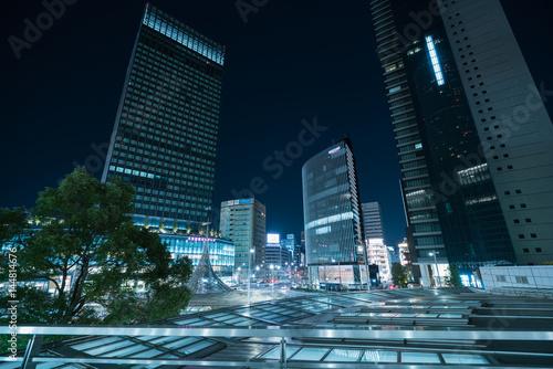 都会の夜景
