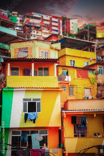Favela Poster