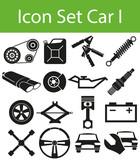 Icon Set Car I - 144850463