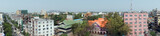 Fototapeta Panorama of downtown
