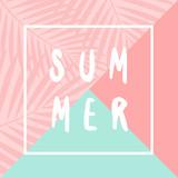 Summer Poster Design - 144871653