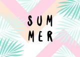 Summer Poster Design - 144871845