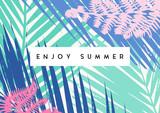 Summer Poster Design - 144872826