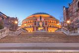 Royal Albert Hall, Kensington, London on evening