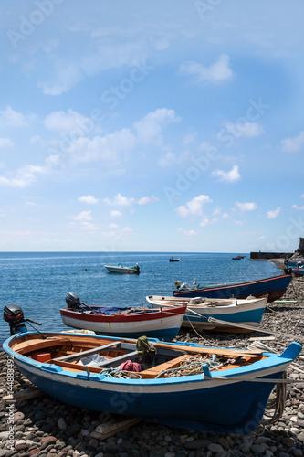 Italien Liparische Inseln
