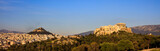 Athens, Greece - Panoramic view of Acropolis and Lycabettus - 144906480