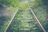 Покинутая железнодорожная ветка