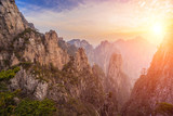 Huangshan, is a mountain range in southern Anhui province in eastern China.
