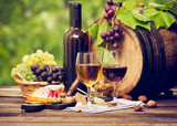 Wine and cheese  - 145014872