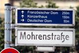 Gendarmenmarkt Mohrenstraße Berlin
