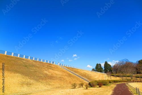 青空と湖の風景23 Poster