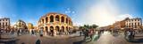 Verona, Panorama, Arena, Amphitheater