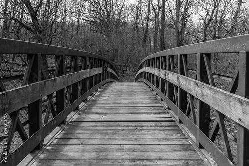 Mostek chodnikowy