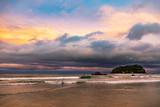 Bay Of Plenty sunset