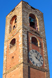 Colle Val d'Elsa, watch tower, Tuscany, Italy