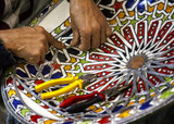 Moroccan Craftsman Ceramics