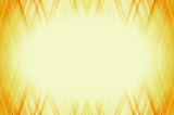 A criss cross background in orange and yellow with copyspace