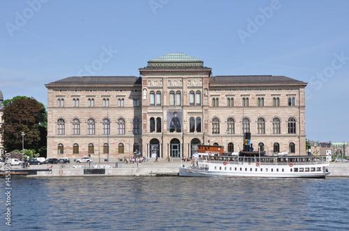 Foto op Canvas Stockholm Stockholm Museum