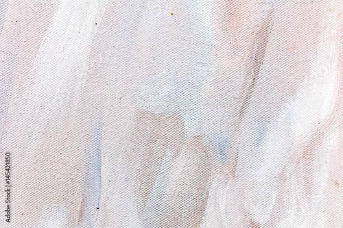 Fototapeta samoprzylepna abstract hand painted grunge canvas background