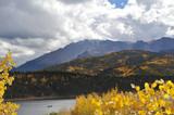 Pikes Peak and Crystal Resevoir