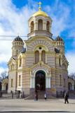 Riga Lettland Kirche orthodox - 145458495