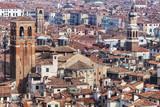 Aerial panorama of Venice - 145459449