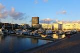 Yachthafen in Antwerpen