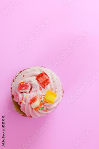 Poster  cupcake