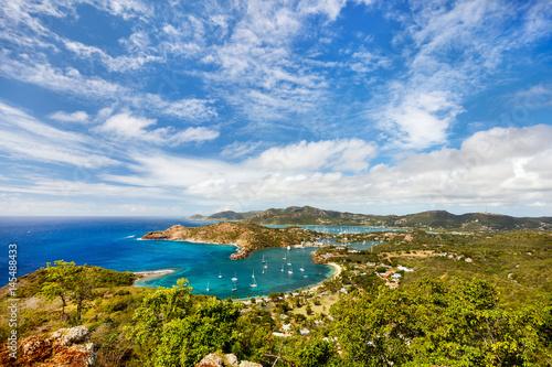 Antigua landscape