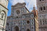 The Cattedrale di Santa Maria del Fiore of Florence, Italy