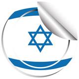 Flag icon design for Israel
