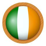 Icon design for flag of Ireland